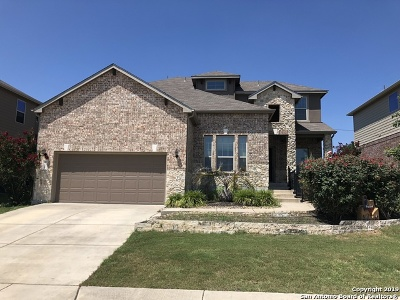 Schertz Single Family Home For Sale: 5021 Timber Springs