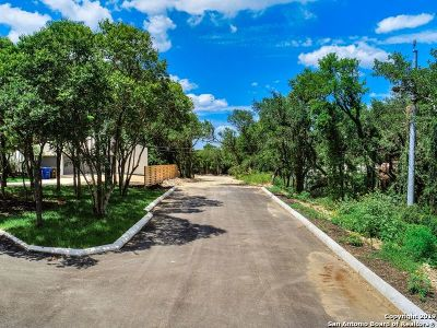 San Antonio Residential Lots & Land New: Lot 47 Country Lane Ct