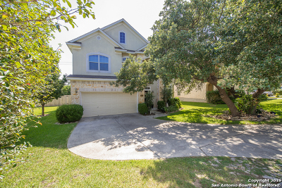Stone Oak Single Family Home Active Option: 1422 Camden Cove