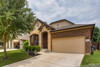 Schertz, Cibolo Single Family Home New: 232 Flint Rd