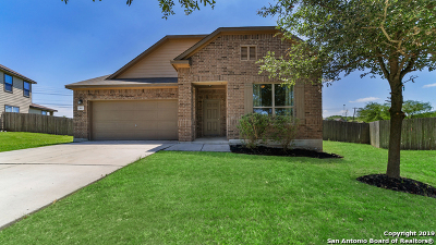 Cibolo Single Family Home New: 100 Gatewood Clf