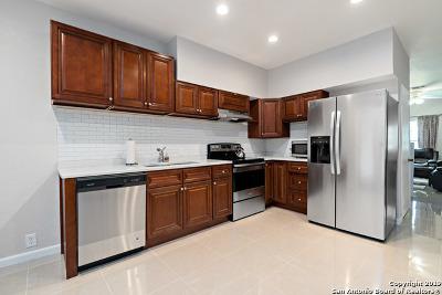 San Antonio Single Family Home Price Change: 12250 Lemon Blossom