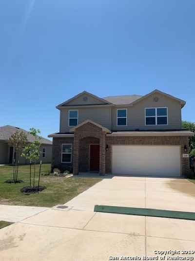 New Braunfels Single Family Home New: 540 Long Leaf Dr