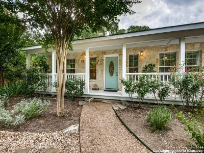 Blanco Single Family Home For Sale: 130 Felps Dr