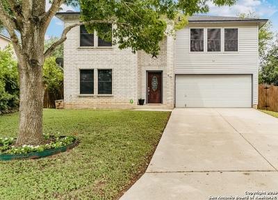 Schertz Single Family Home New: 2717 Ashley Meadows
