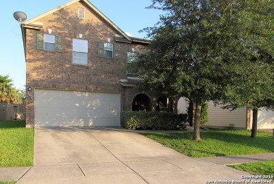 Guadalupe County Single Family Home New: 121 Angus Way
