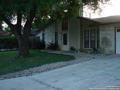 San Antonio Single Family Home Back on Market: 14143 Little Leaf Dr