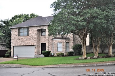 Stone Oak Single Family Home Price Change: 1326 Summit Bluff