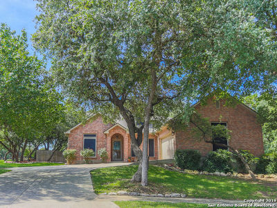 San Antonio Single Family Home For Sale: 15 Finesilver