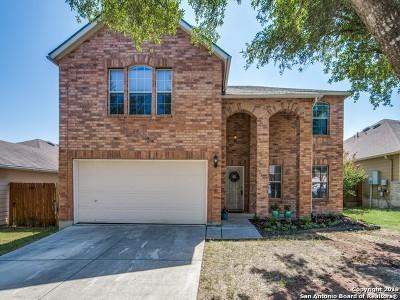 Schertz Single Family Home New: 4125 Whisper Pt