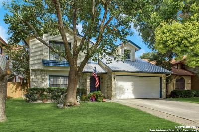 San Antonio Single Family Home Active Option: 9611 Silver Moon