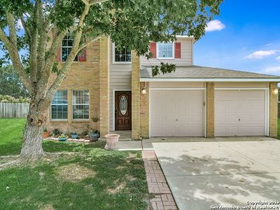 Cibolo Single Family Home Active Option: 120 Cypress Willow
