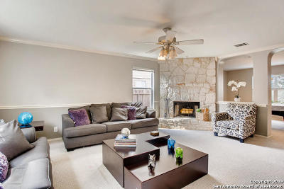 New Braunfels Single Family Home New: 2622 Dove Crossing Dr