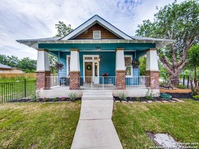 Single Family Home Active Option: 1524 Cincinnati Ave