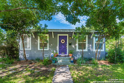 Single Family Home New: 211 W Meadowlane Dr