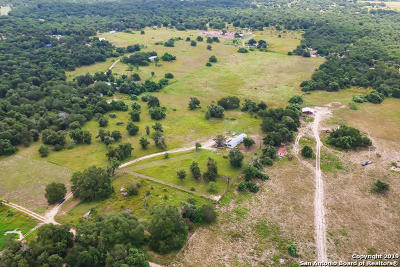 San Antonio Residential Lots & Land New: 1585 Mogford Rd