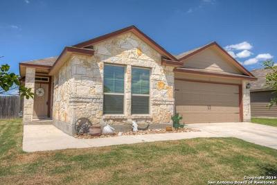New Braunfels Single Family Home New: 2661 Lonesome Creek Trail
