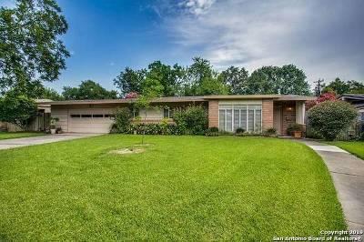 Single Family Home New: 530 Robinhood Pl