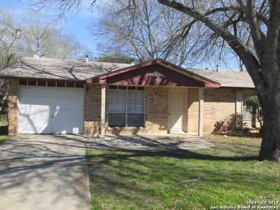 Live Oak Rental For Rent: 11406 Lone Shadow Trail