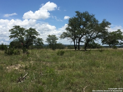 Boerne Residential Lots & Land New: 45 High Point Ranch