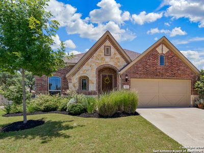 Boerne Single Family Home New: 112 Firefly Ct
