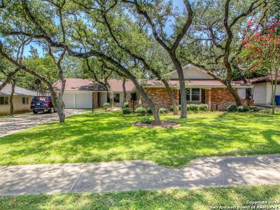San Antonio Single Family Home For Sale: 11642 Persuasion Dr