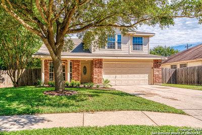 Schertz Single Family Home Active Option: 3701 Limestone Mesa