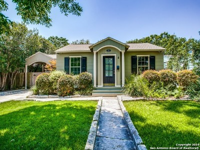 Single Family Home New: 311 W Meadowlane Dr