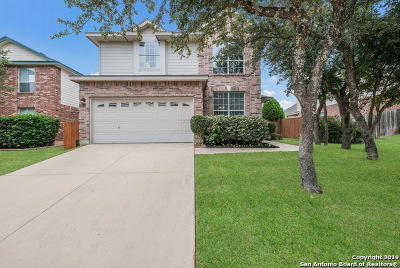 Helotes Single Family Home New: 8811 Feather Trail
