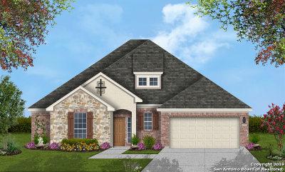 Kendall County Single Family Home New: 112 Simpatico
