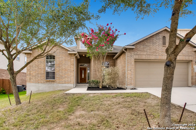 Schertz, Cibolo Single Family Home New: 3124 Harrison Oaks