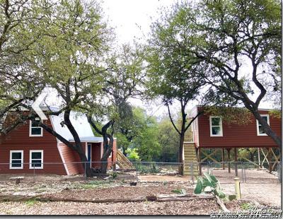 Canyon Lake Single Family Home New: 1066 High Hills Dr