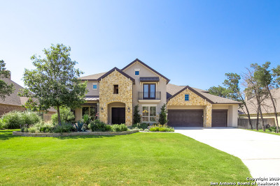 New Braunfels Single Family Home New: 956 Wilderness Oaks