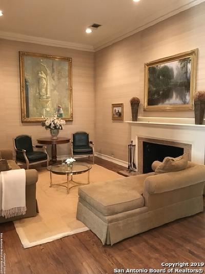 Terrell Hills Single Family Home For Sale: 200 Ridgemont Ave