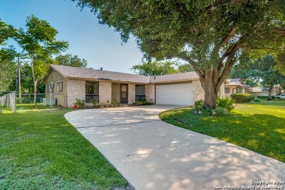 Kirby Single Family Home Active Option: 5206 Kazen Dr