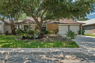 Converse Single Family Home Active Option: 10041 Palomino Canyon