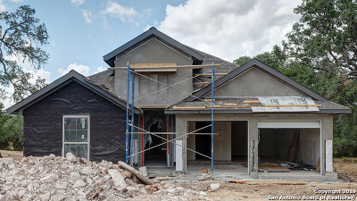 New Braunfels Single Family Home New: 565 Tobacco Pass