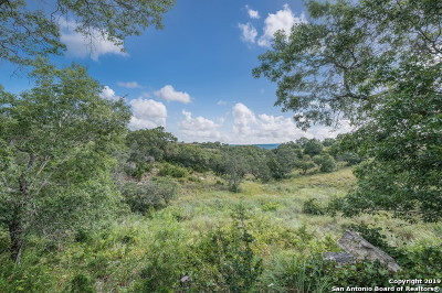 Boerne Residential Lots & Land New: 27 Coleman Springs Rd