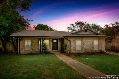 Converse Single Family Home Active Option: 302 Diana Dr