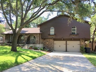 San Antonio Single Family Home Price Change: 8435 Chivalry St