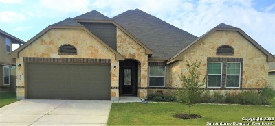 Guadalupe County Single Family Home New: 858 Cypress Mill