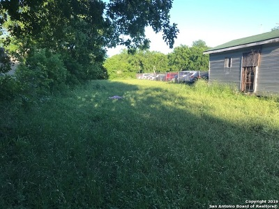 San Antonio Residential Lots & Land New: 214 S Cherry St