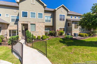 Stone Oak Single Family Home Active Option: 22205 Park Summit Cove