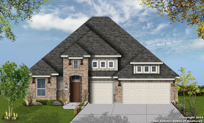 Boerne Single Family Home New: 280 Woods Of Boerne