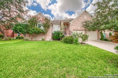 Stone Oak Single Family Home Active Option: 515 Benedict Ct