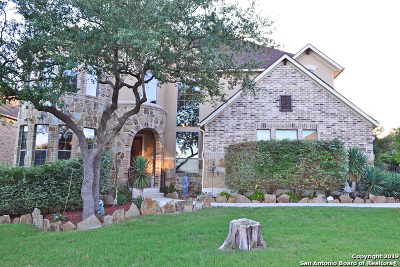 Boerne Single Family Home New: 10459 Star Mica