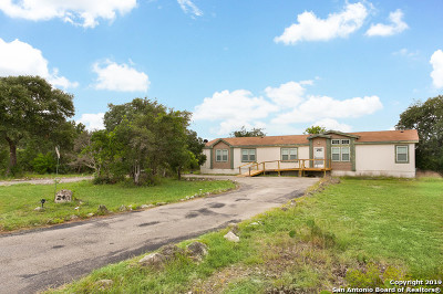 San Antonio Manufactured Home Back on Market: 240 County Road 3829