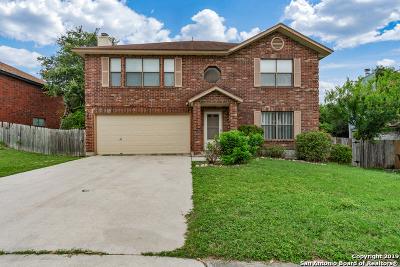 San Antonio Single Family Home Back on Market: 11619 Bridge Hampton
