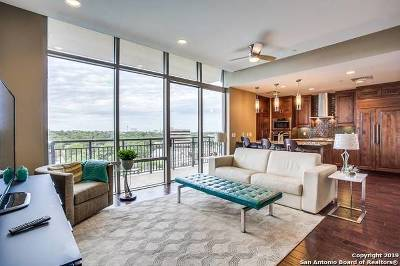 Bexar County Condo/Townhouse New: 4242 Broadway St #502