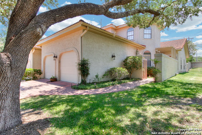 Stone Oak Single Family Home For Sale: 1046 La Tierra